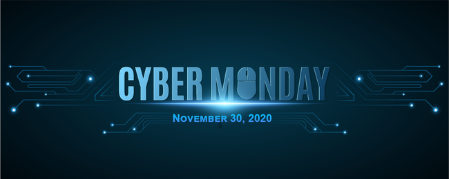 Special offers for Cyber Monday