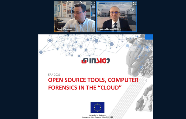 """Open-source tools, computer forensics in the Cloud"""